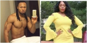 Is Video Vixen Onyinye Onungwa Pregnant With Flavour's Child?